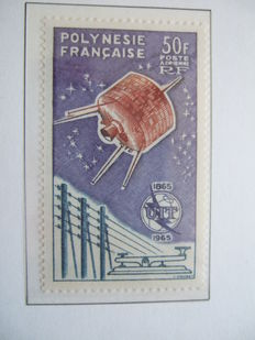 French Polynesia 1958/1987 - Air Mail collection