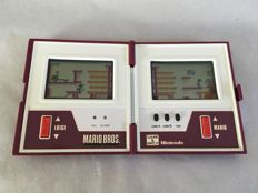 Nintendo Game & Watch Mario Bros Multi Screen