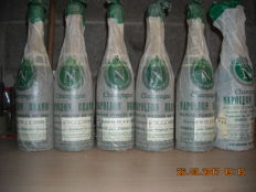 Grand Napoleon, Prieur Vertus Champagne - 6 bottles (75cl) in original wrappers