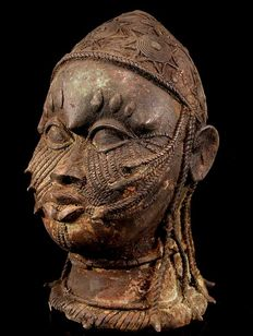 IFE Bronze Head  - Nigeria