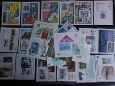 Spain 1988/2008 – Lote with  27 official proofs.