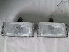 Bosch white range headlight