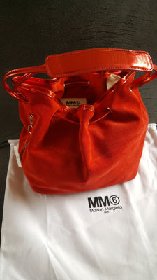 MM6 by MAISON MARGIELA - Drawstring handbag