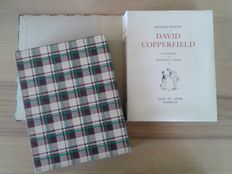 Charles Dickens - David Copperfield. Illustrated by Berthold Mahn - 3 volumes - 1948