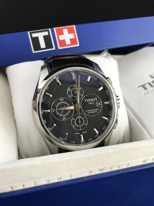 Tissot Couturier Automatic Chronograph 34ca62068a3b