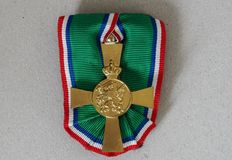 New Guinea commemorative Cross
