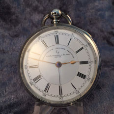 Thomas Russel and Son – Men's (doctor's) pocket watch 1897
