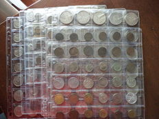 Germany - Lot of 250 coins with silver
