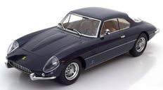 KK Scale - Scale 1/18 - Ferrari 400 Superamerica 1962 - Colour: Dark blue