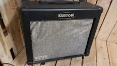 """Kustom Dual 35DFX 30W 1x10"""" 2-Channel Guitar Combo with Digital Effects"""