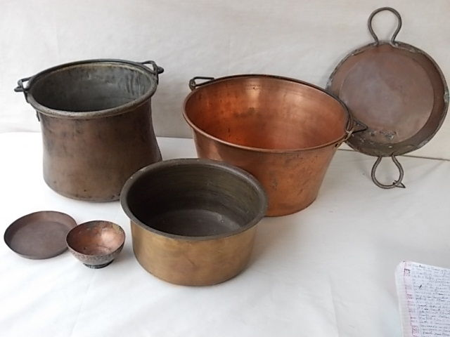 To old with pots copper do what DIY Hand