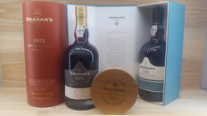1972 (bottled in 2016) & 1982 (bottled in 2013) Port Graham's Single Harvest Tawny - 2 bottles