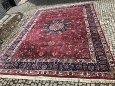 Perfect Persian / Iran Meshed Rug-350x250cm -hand knotted - TOP CONDITION