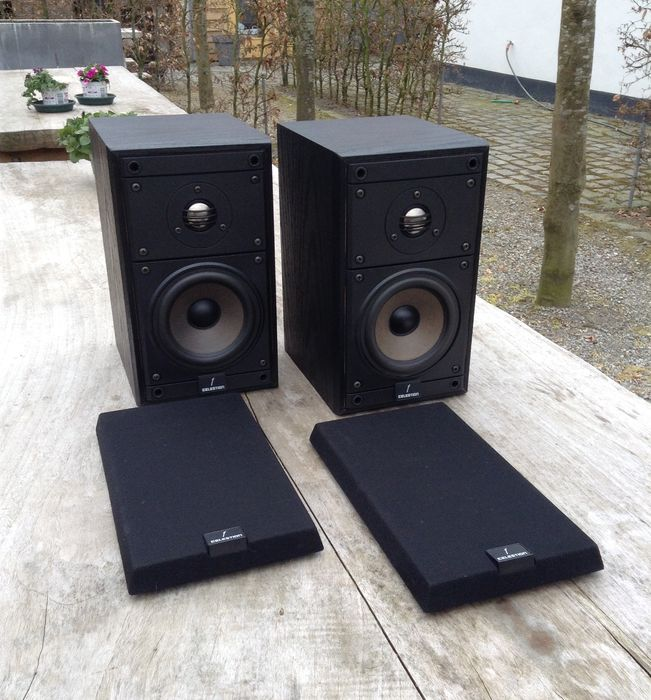 CELESTION 1 Bookshelf Speaker Set Two Way England