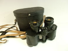 Russian binoculars, 8 x 30 made in USSR with bag, rare
