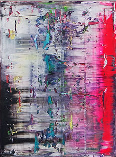 M.Weiss - Abstract Painting N.440