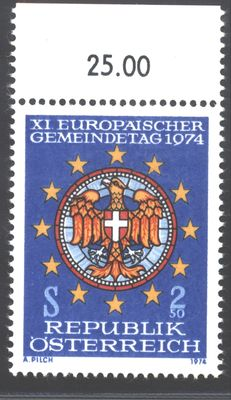 Austria, 1974 – Not issued – Unificate no. 1473