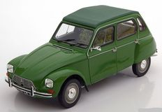 Norev - Scale 1/18 - Citroen Dyane 6 1975 - Colour: Green