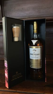 Macallan Gold - Master of Photography - Ernie Button Limited Edition