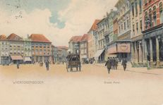 The Netherlands, 's-Hertogenbosch, 1st half of the 20th century, more than 100 cards