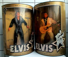 Two Elvis presley Dolls - MINT in the box