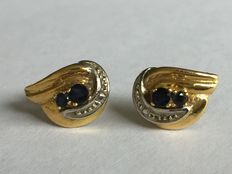 Gold 18 kt – 12 mm – Weight: 2.0 g