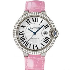 Cartier Ballon Bleu Diamonds XL -  dames/heren horloge - 2010-heden