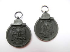 Third Reich/Second World War - 2 x Eastern Front Medal