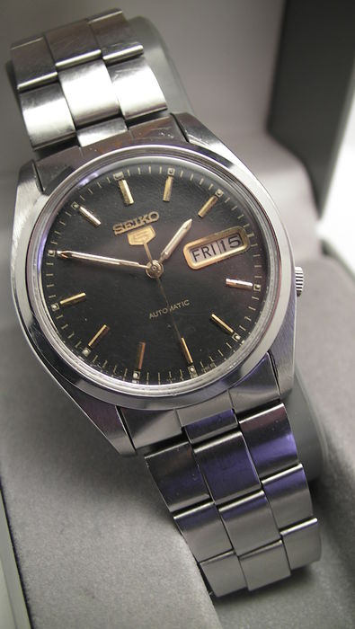orologi seiko 5 automatic 17 jewels price