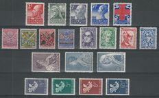 The Netherlands 1927/1939 – Selection between NVPH 203 and 326