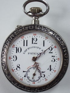 Pocket watch Louis Roskopf - men's model