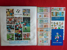 Italy 1990 – Football World Cup - Italy 1990 Ciao XF in FIFA Album