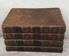 Tobias Smollett - The adventures of Peregrine Pickle - 4 volumes - 1795