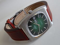 Great Omega Genève vintage men's wristwatch, 1973