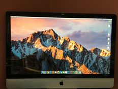 "Apple IMac 27"" inches in good condition, with  Magic Mouse - 4 GB de Ram & 1TB"