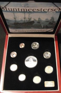 The Netherlands - Year pack 2005 'Coin Master set'