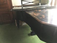 Pleyel - baby grand piano - 1888-1892