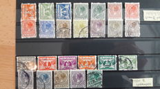 The Netherlands 1886/1936 – Small collection