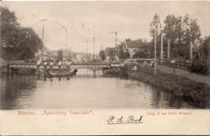 Meppel, 100 x, beautiful collection of black and white and colourised city views