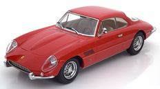 KK Scale - Scale 1/18 -Ferrari 400 Superamerica 1962 - Colour: Red