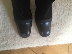 Yves Saint-Laurent- boots - never worn