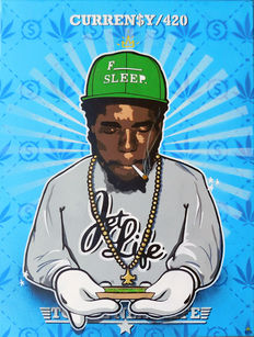 Benny The Kid - Currensy / Rollin'