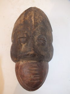 Old Monkey Mask, Bulu - Ivory Coast - Africa