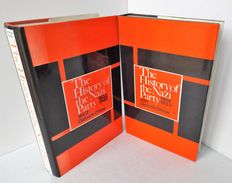 Dietrich Orlow - History of the Nazi Party - 2 Volumes - 1971/1973