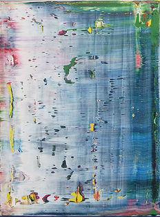 M.Weiss - Abstract Painting N.438