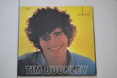 Tim Buckley   Lot of 5 GB and USA Albums
