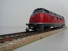 Primex H0 - 3009 - Diesel locomotive V200 of the DB