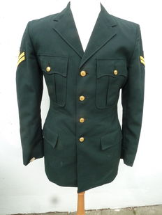 Canada uniform jacket