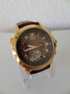 Calvaneo 1583 CM-ASG-07 – Astonia Gold – Royal Timepieces – Wristwatch – 2017