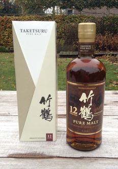 Nikka Taketsuru 12 - discontinued bottling